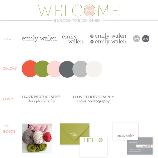 emily walen - the new look and feel