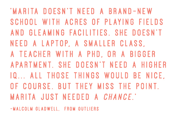 Book review - Outliers by Malcolm Gladwell